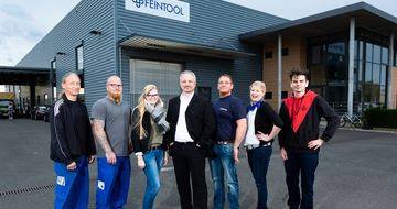 Renaming completed: Feintool System Parts Jessen GmbH