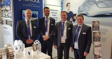 Drive systems of the future and from Feintool at the CTI Symposium in Berlin