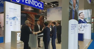 CWIEME Berlin: Power for drive technology with Feintool