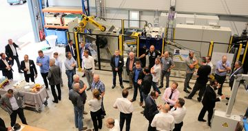 Successful technology conference in Aachen: Commercial success with fineblanking