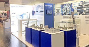 Smart Solutions from Feintool at SPS IPC Drives